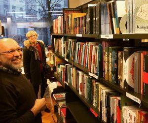 Kalejdoskop in bookstores