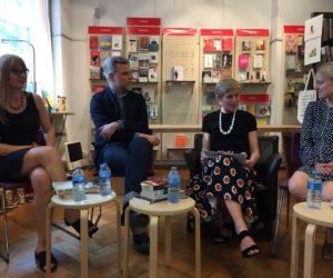 Nordiska författare i Bryssel