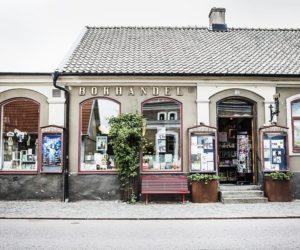 Pariskväll i Båstad och artikel i Helsingborgs dagblad